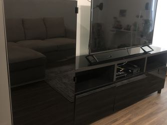 TV stand Black for Sale in Los Angeles,  CA