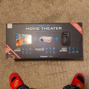 Pop-UP Movie Theater Kit for Sale in Seattle, WA
