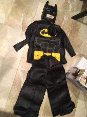 Complete LEGO Batman Kids Halloween Costume! for Sale in Miami, FL