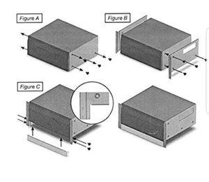 marantz rack mount kit for av8003 black for Sale in Las Vegas, NV