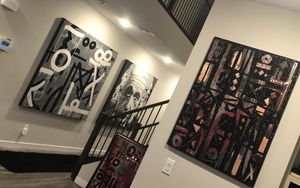 Original Modern Canvas Art for Sale in NV, US