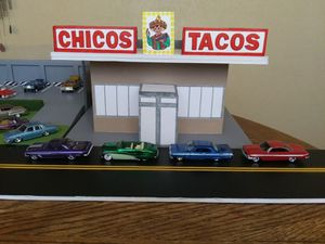 Chicos Tacos restaurant also parking lot. for Sale in El Paso, TX