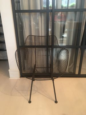 Mid century modern industrial chair for Sale in New York, NY