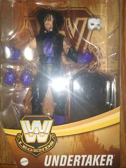 WWE The Undertaker Elite Collection Series 9 for Sale in Chicago,  IL