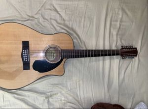 12 string guitar requinto for Sale in Baytown, TX