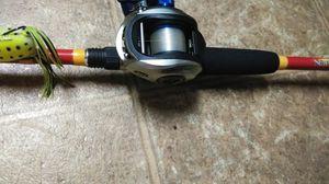 Baitcaster fishing pole for Sale in Nashville, TN