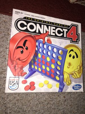 The original game of connect four for Sale in Port St. Lucie, FL