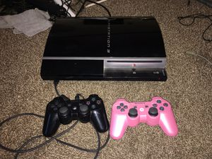 PS3 system 40GB for Sale in Spring Lake Park, MN