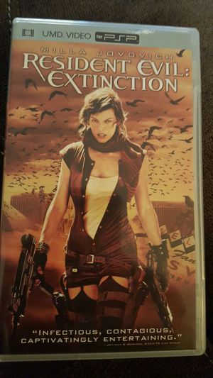 PSP RESIDENT EVIL: EXTINCTION for Sale in Lake Stevens, WA