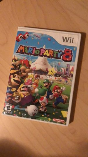Mario Party 8 Wii for Sale in Tampa, FL