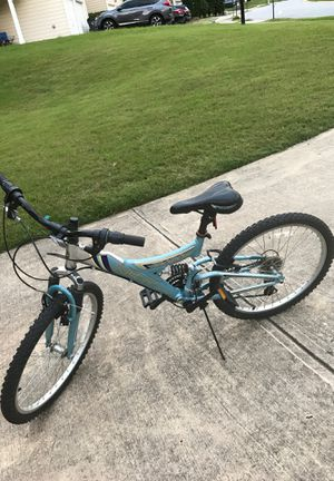 24 inch NEXT mountain bike 18 speeds , great condition for Sale in Cumming, GA
