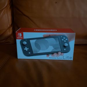 Nintendo Switch Lite (Brand New) for Sale in San Ramon, CA