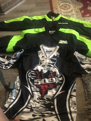 Arctic cat snowmobile gear for Sale in Woodland, WA