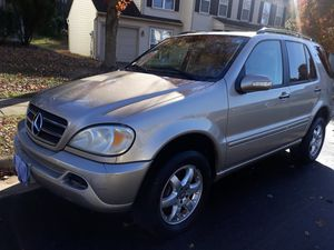 Mercedez ml500, 2003. for Sale in Dumfries, VA