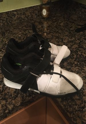 Men's Reebok lifting shoes 10.5 for Sale in Orlando, FL