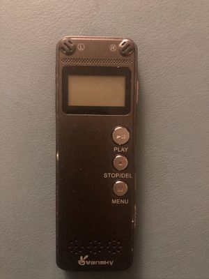 Digital Voice Recorder for Sale in Hinsdale, IL