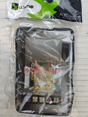 Kindle fire rubber skin for Sale in Austin, TX