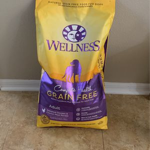 Wellness Complete Health Grain Free Dog Food for Sale in Clermont, FL