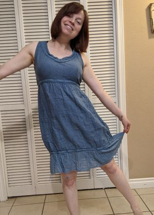 Beautiful Blue Dress XS for Sale in Keizer, OR