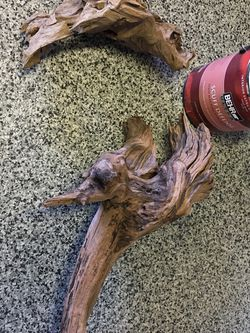 Fish tank/Aquarium driftwood two pieces for Sale in Plainfield,  IL