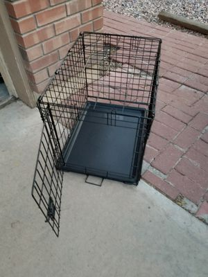 Pet cage 24 x 19 for Sale in Chandler, AZ