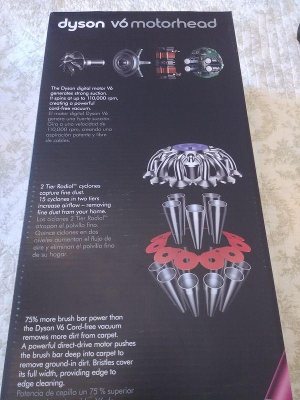 Dyson V6 Motorhead *New Never Opened*
