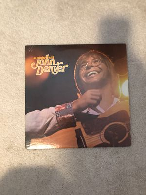 An evening with John Denver record for Sale in Puyallup, WA