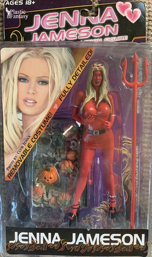 Jenna Jameson Halloween Devil Action Figure for Sale in San Francisco, CA