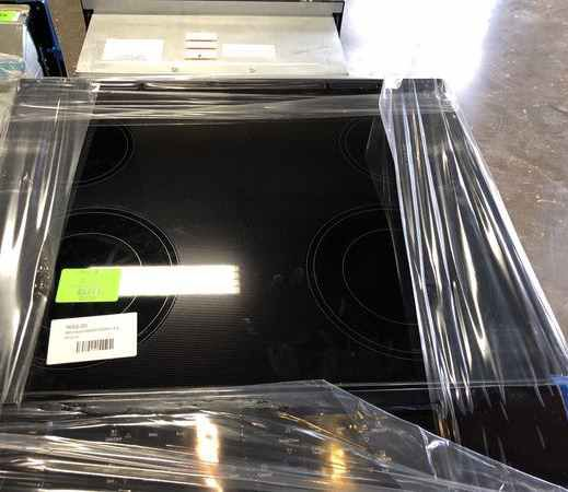 Slide in Electric Stove IR04