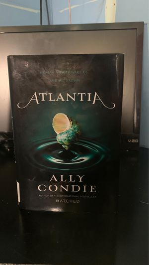Atlantia ally condie book for Sale in West Valley City, UT