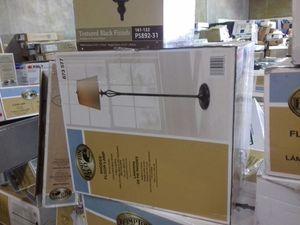 Hampton Bay Rhodes floor lamp for Sale in Phoenix, AZ