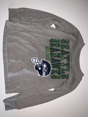 Seattle Seahawks NFL shirt long sleeve 2t for Sale in Killeen, TX