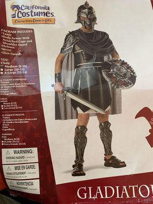 Gladiator costume for Sale in Mesa, AZ