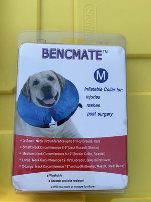 Inflatable collar for Sale in Fresno, CA