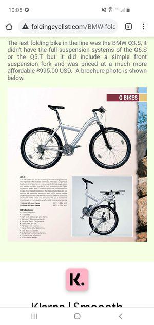 BMW mountainbike for Sale in Cibecue, AZ