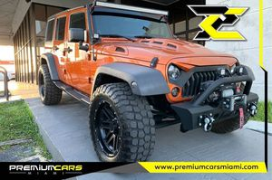 2011 Jeep Wrangler Unlimited for Sale in Miami, FL