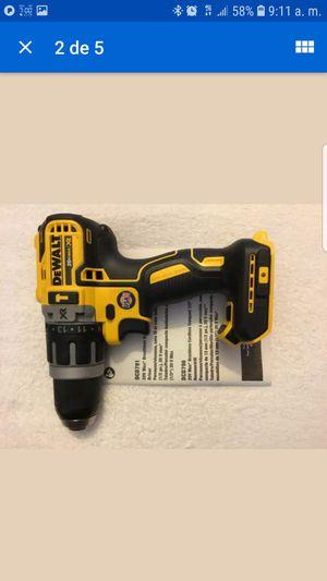 Dewalt hammer dril xr 20v for Sale in Manassas, VA