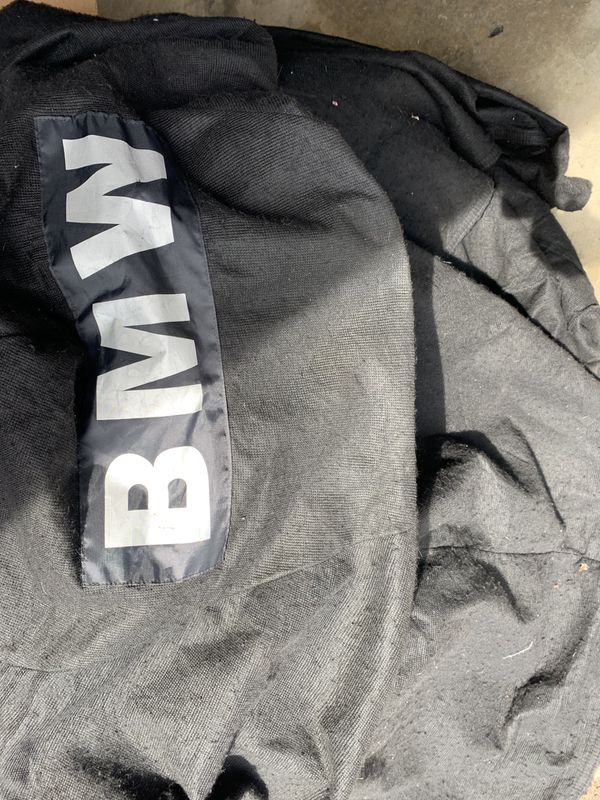 BMW Motorcycle Cover