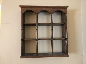Wood Tier Shelves Hang Wall for Sale in NEW CARROLLTN, MD