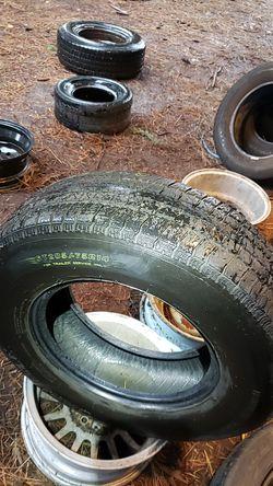 205/75/14 single trailer tire for Sale in Bellevue,  WA