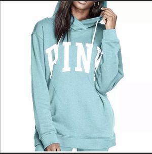 Victoria's Secret pink sweatshirt Hoodie XSMALL or Medium for Sale in OH, US