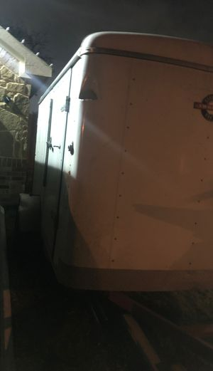 10ft enclosed trailer for Sale in Dallas, TX