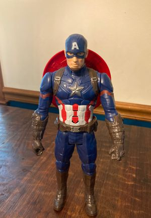 Captain America toy for Sale in Brecksville, OH