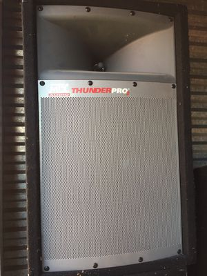 Mtx thunder pro 2 audio Tp1200 speakers for Sale in Dallas, TX