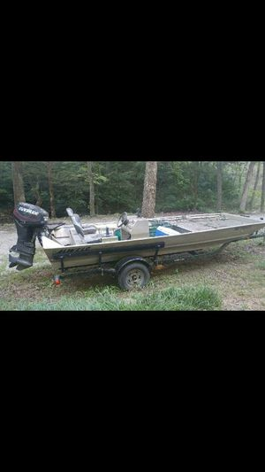 2013 Allwed River Boat/Fishing Boat for Sale in LA BARQUE CRK, MO