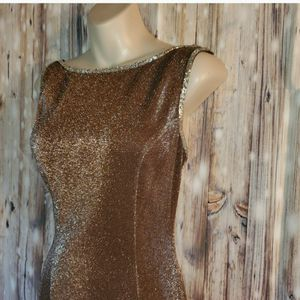 NWT PROM/FORMAL BROWN/SILVER SHIMMER for Sale in Ashland, OH