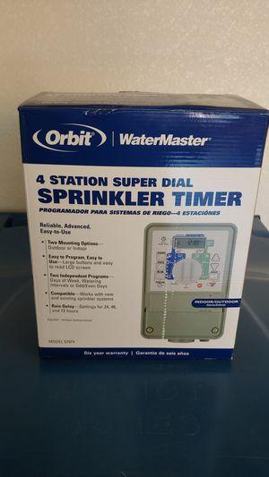 Orbit Sprinkler Timer for Sale in Las Vegas, NV