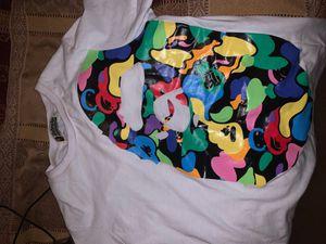 Kids Bape Shirt for Sale in Charlotte, NC