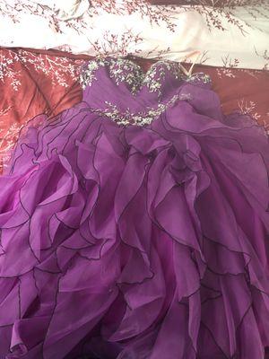 Purple Quinceañera Dress for Sale in Washington, DC