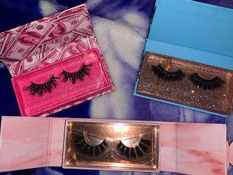 3D MINK False Eyelashes for Sale in Visalia,  CA
